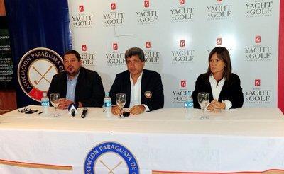 Torneo internacional en el YGCP