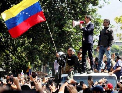Confusa acción en Venezuela contra chavismo