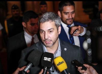 Mario Abdo reitera apoyo al pueblo venezolano y a Juan Guaidó