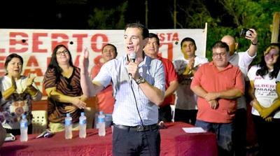 """Wilberto Cabañas: """"El triunfo de la gente es irreversible"""""""