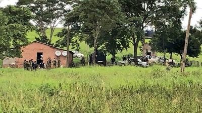 Suman seis abatidos en operativo de Amambay