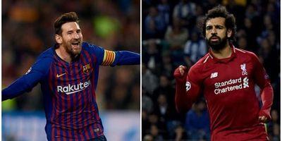 Barcelona-Liverpool, duelo estelar