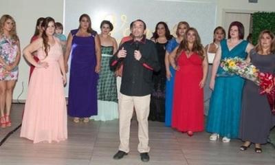 Las candidatas a Miss Gordita se preparan para el certamen