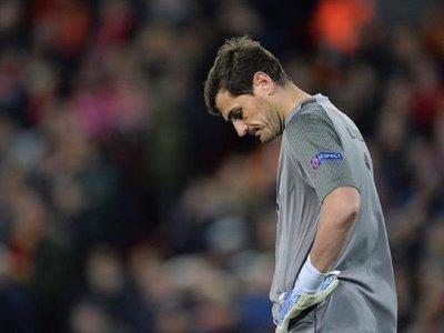Iker Casillas dice adiós a la temporada en su mejor momento