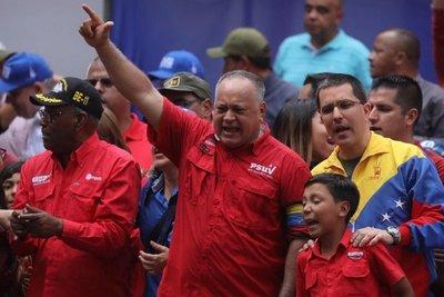 """Cabello ve """"una ridiculez"""" declaraciones de Abrams sobre salida de Maduro"""