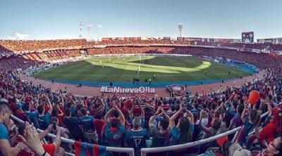 Cerro ofrece entrada gratis para partido de este miércoles
