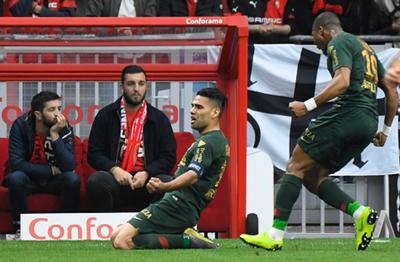 Falcao evita derrota del Mónaco