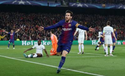 HOY / Gran triunfo de Barcelona que casi lo instala en la final de la Liga de Campeones