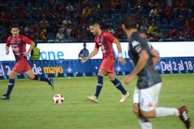 San Lorenzo igualó con Cerro tras supuesto gol