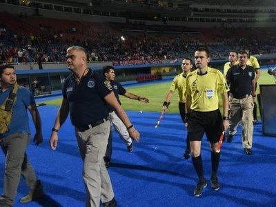 El escandaloso gol que validaron a San Lorenzo en La Nueva Olla