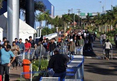 Comerciantes preocupados por los free shops ya habilitados en Brasil