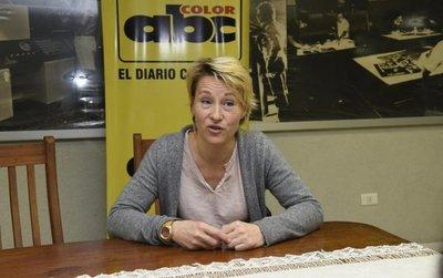 Édua Zádory, una violinista que apuesta al amor y la creatividad