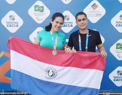 Medalla para el atletismo en Brasil