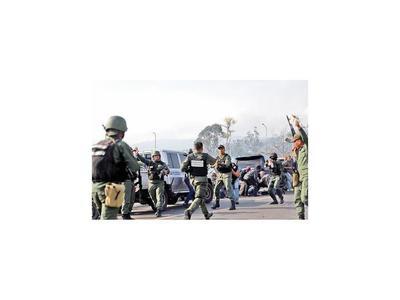 Intervención militar en Venezuela es posible, dice Pompeo