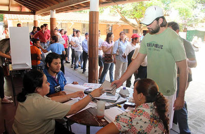 Elecciones municipales del domingo irán solo hasta las 16:00 horas