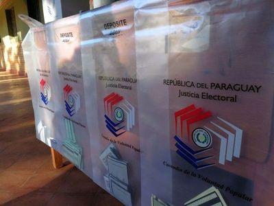 El elector con la aprobación del desbloqueo solo podrá elegir a un candidato