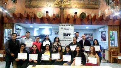 SNPP: 48 años de capacitación en todo el país