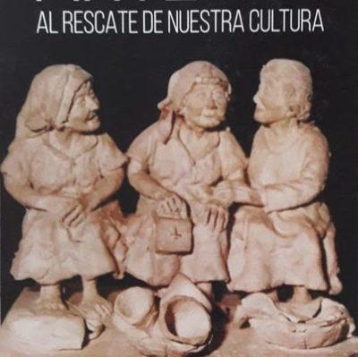 """Presentan el libro """"Artepar al rescate de nuestra cultura"""""""