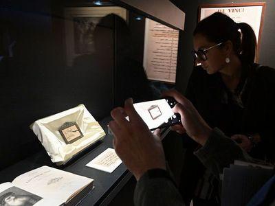 Investigan el ADN de Leonardo da Vinci a partir de un mechón de pelo