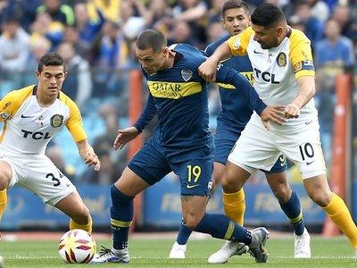 """Boca Juniors y Rosario Central definen al """"supercampeón"""" argentino"""