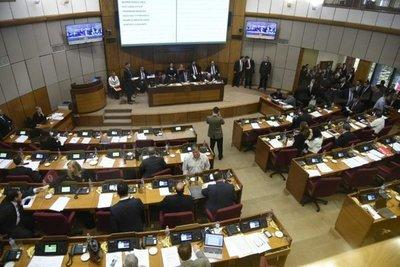 Sesión extraordinaria para tratar leyes antilavado
