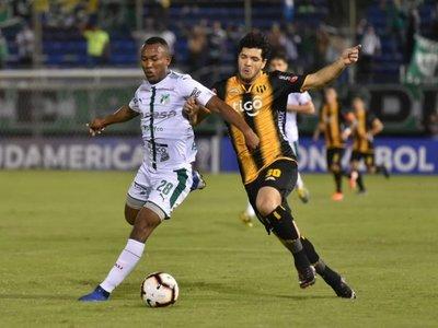 Los penales dejan a Guaraní fuera de la Copa Sudamericana