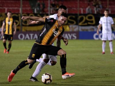 Guaraní cae en los penales y le dice adiós a la Sudamericana