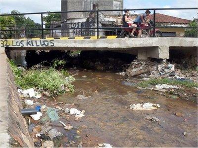 Arroyos Morotî y Mburicaó suplican auxilio ciudadano