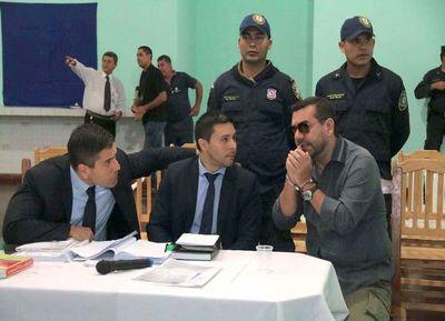 Líder del EPP negó participación en secuestro del joven Arlan Fick