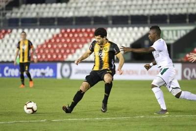 Guaraní en tanda de penales deja la Copa Sudamericana