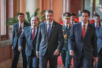 Jefe de Estado asistirá a firma de cooperación entre Yacyretá y el MOPC
