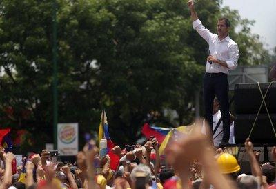 Se manifestarán hacia unidades militares venezolanas