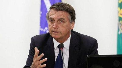 """Jair Bolsonaro """"le pide a Dios"""" que Cristina Kirchner no vuelva al poder"""
