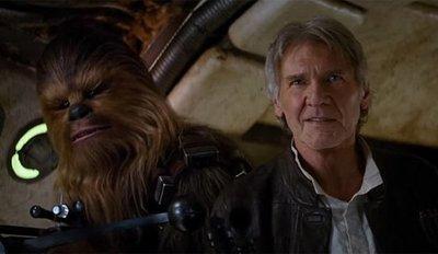 Harrison Ford se despidió de su amigo Peter Mayhew (Chewbacca) con un emotivo mensaje