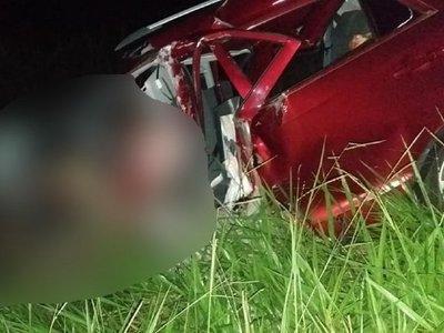 Dos mujeres fallecen en accidente sobre la Transchaco