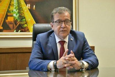 Nicanor afirmó no estar de acuerdo con ley de paridad