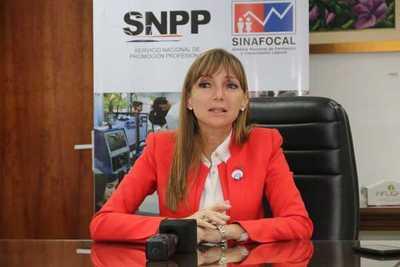 SNPP fortalece gestión interna para formar mano de obra cualificada