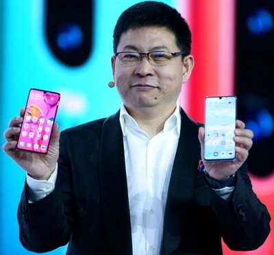 Huawei vendió más teléfonos que Apple el primer trimestre, Samsung sigue líder