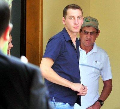Tribunal recibió video de Arlan que relata vida en cautiverio