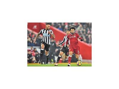 Liverpool busca meter presión alta