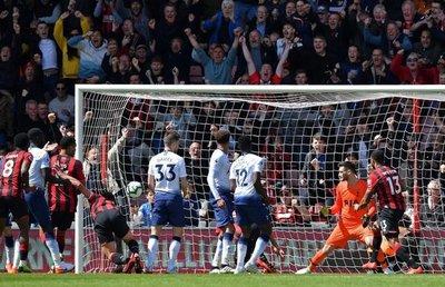 El Tottenham se complica la 'Champions'