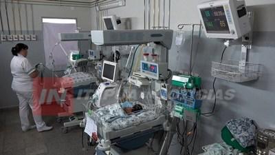 ENCAMINAN TERAPIA INTENSIVA PARA EL HOSPITAL PEDIÁTRICO ENCARNACIÓN.