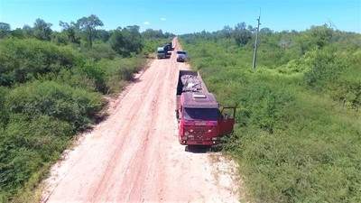 Boquerón en Emergencia: Situación permanece estable según Diputado Reimer