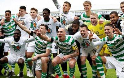 El Celtic gana su octava liga consecutiva