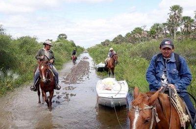 Solidaridad con los afectados del Chaco