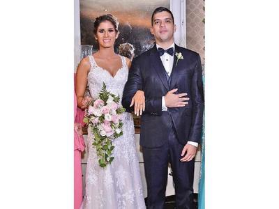 El matrimonio Lesme Rejala-Cubilla Medina