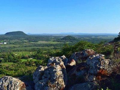 Yaguarón ofrece relax entre cerros, historia y tradiciones