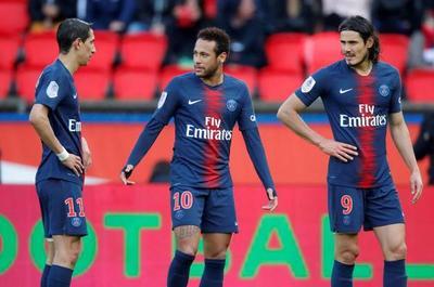 El PSG reparte puntos con el Niza
