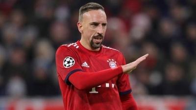 HOY / Ribéry abandonará el Bayern esta temporada tras 12 años