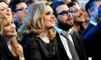 El ex esposo de Adele, Simon Konecki, envió mensajes secretos a su primera esposa en Navidad